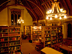 Girton College Library